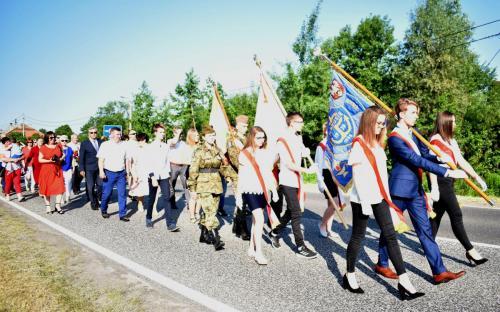 76. rocznica pacyfikacji wsi Strużki