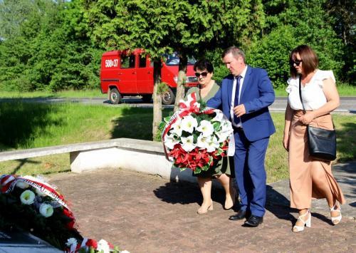 78. rocznica pacyfikacji wsi Strużki
