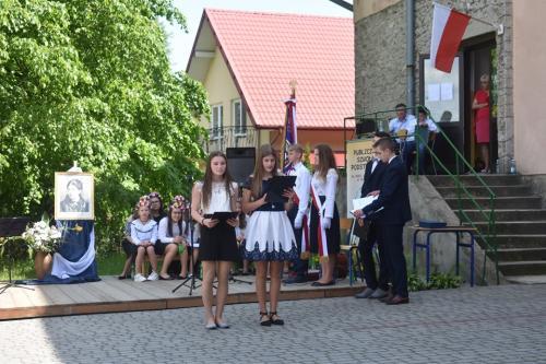 Jubileusz 55-lecia Publicznej Szkoły Podstawowej im. Marii Konopnickiej w Suchowoli