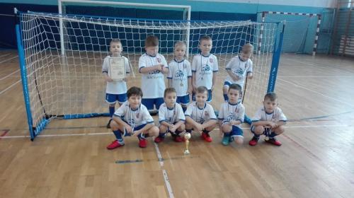 Piłkarskie Przedszkole MKS Piast Osiek