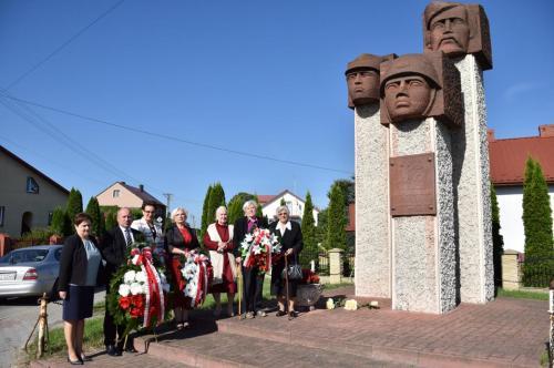 Uroczystości upamiętniające 81. rocznicę Bitwy o Osiek