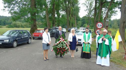 Uroczystość upamiętniająca 97. Rocznicę Bitwy Warszawskiej